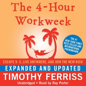 The 4-Hour Workweek Audiobook's Cover