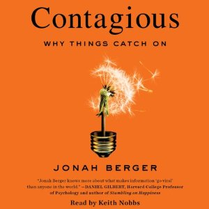 Contagious Audiobook's Cover