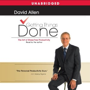 Getting Things Done Audiobook's Cover