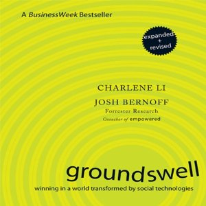Groundswell Audiobook's Cover