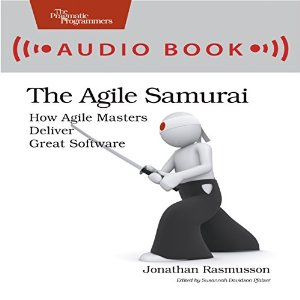 The Agile Samurai Book's Cover
