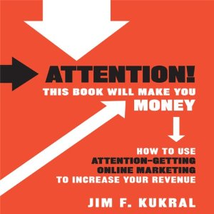 Attention! Audiobook's Cover