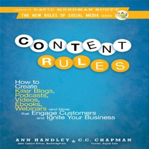 Content Rules Audiobook's Cover