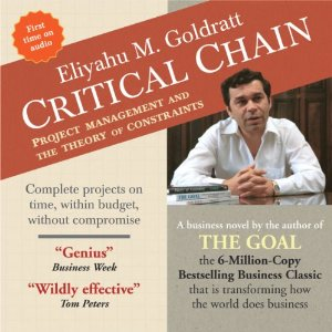 Critical Chain Audio Book's Cover