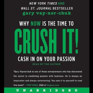 Crush It Audiobook's Cover