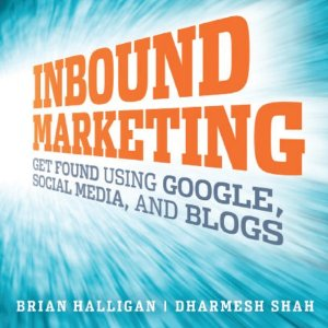 Inbound Marketing Audiobook's Cover