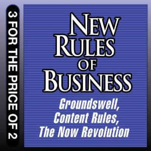 New Rules Of Business Audiobook's Cover