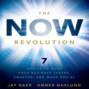 The Now Revolution Audiobook's Cover