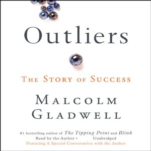Outliers Audiobook's Cover