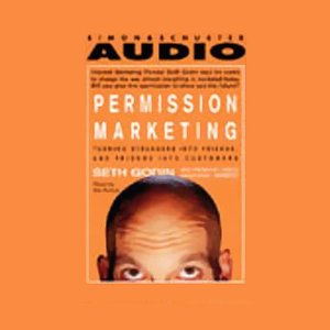 Permission Marketing Audiobook's Cover