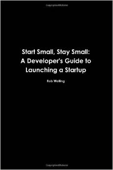 Start Small, Stay Small Audiobook's Cover