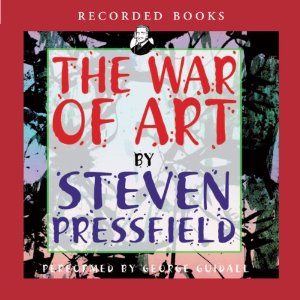 The War Of Art Audiobook's Cover