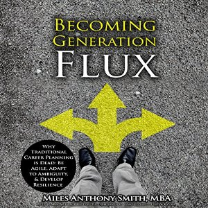 Becoming Generation Flux Audiobook's Cover
