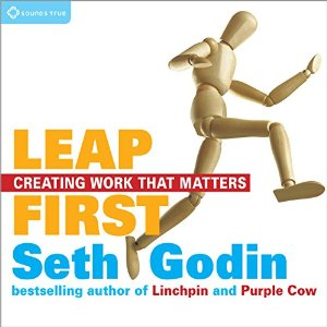 Leap First Audiobook's Cover