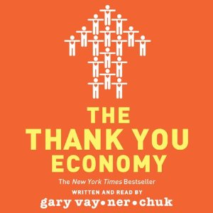 The Thank You Economy Audiobook's Cover