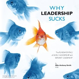 Why Leadership Sucks Audiobook's Cover