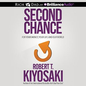 Second Chance Audiobook's Cover