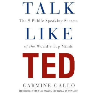 Talk Like Ted Audiobook's Cover